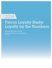 2014 Patron Loyalty Study: Loyalty by the Numbers
